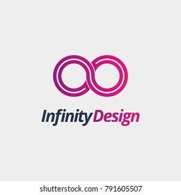 Infinity Abstract Logo Template