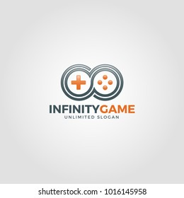 Infinity Game - Unlimited Game Logo