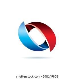 Infinity Icon Logotype Elements