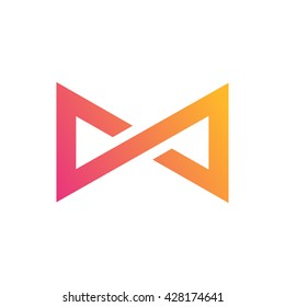 Infinity Logo Design. Creative Vector Symbol