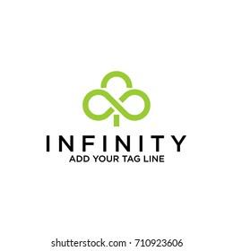 Infinity Logo Vector Art