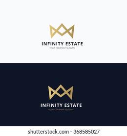 Infinity Real Estate logo.