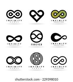 Infinity symbols (1)