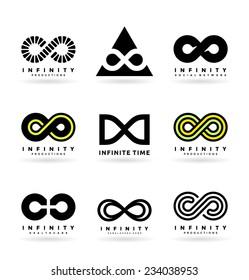 Infinity symbols (2)