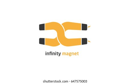 Infinty Magnet Logo