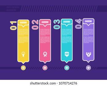 Info graphic Layout Banner design