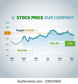 info graphic stock graphic