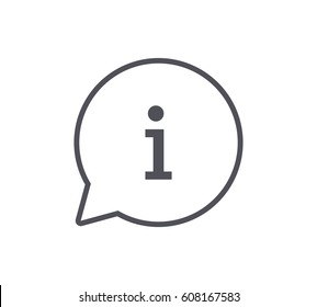 Info Line Icon