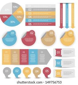 infograhics elements