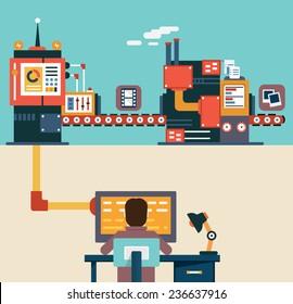 Vectores, imágenes y arte vectorial de stock sobre Software