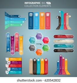 Infographic Banner Collection