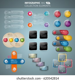 Infographic Big Collection
