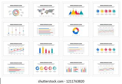 Infographic design elements.