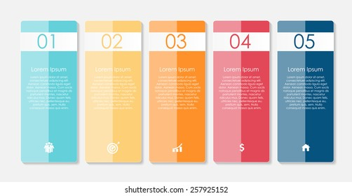 Infographic Design Elements for Your Business Vector Illustration.