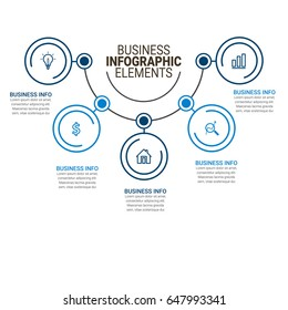 Infographic Elements Templates