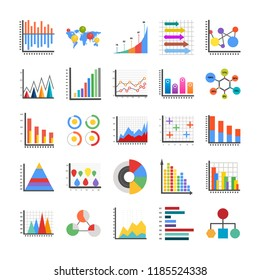 Infographic Flat Icons