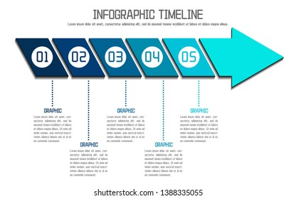 Infographic template and roadmap for Business planning. Timeline, roadmap diagram chart with multiple steps