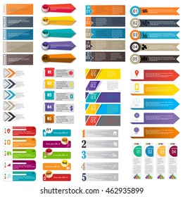 Infographic templates for business.Vector illustration