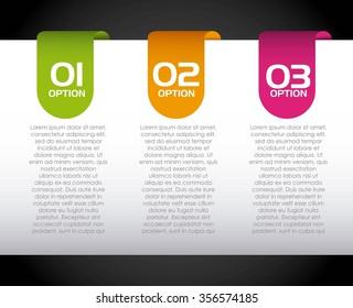 infographics concept design, vector illustration eps10 graphic