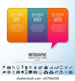 infographics Design Template,Vector Illustration