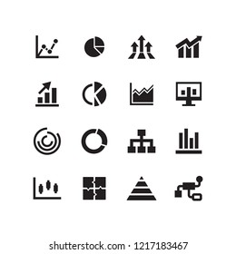 INFOGRAPHICS ICON SET