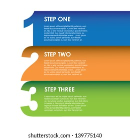 infographics numerical over white background vector illustration