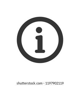 Information, Advice Icon