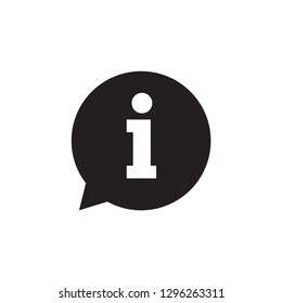 information sign icon vector