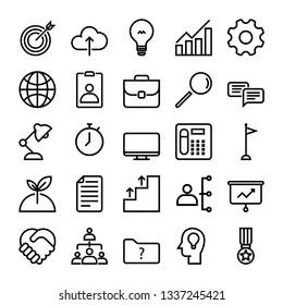 information technology icon vector. illustration flat design