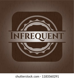 Image result for infrequent