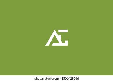 Initial AI IA Letter Logo Design Vector Template. Monogram and Creative Alphabet A I Letters icon Illustration.