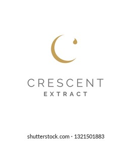 Initial C for Crescent Moon and Droplet