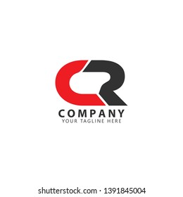 Initial CR Logo Design Inspiration