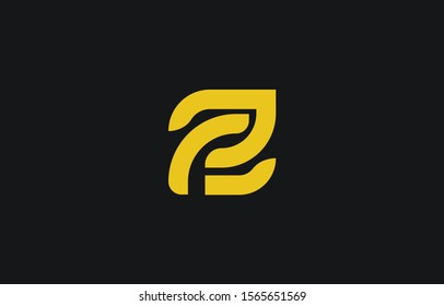 Initial E Letter Logo Design Vector Template. Monogram and Creative Alphabet ZE EZ Z Letters icon Illustration.