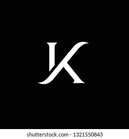 initial JK / Monogram JK logo design inspiration