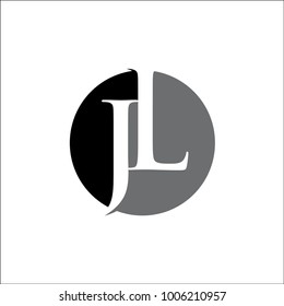 initial jl rounded