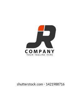Initial JR Logo Design Inspiration