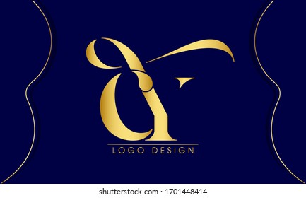 Initial Letter CY Logo Template Design