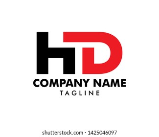 Initial Letter HD Logo Template Design
