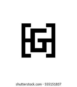 Gh Logo Images Stock Photos Vectors Shutterstock
