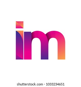 Im Logo Images, Stock Photos & Vectors | Shutterstock