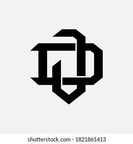 jd logo images stock photos vectors shutterstock https www shutterstock com image vector initial letter j d jd dj 1821861413