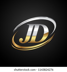 letter jd logo images stock photos vectors shutterstock https www shutterstock com image vector initial letter jd logotype company name 1143824276