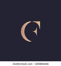 Monogram Cf: Bilder, Stockfotos und Vektorgrafiken | Shutterstock