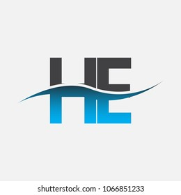 He Logo Images Stock Photos Vectors Shutterstock Found out that a lot of these shapes are already made and this one looked like the shazam + squarespace identity. https www shutterstock com image vector initial letter logo he company name 1066851233