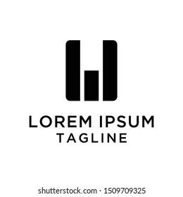initial letter logo LI,IL, logo template