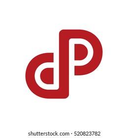 initial letter logo logotype art theme