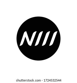 Initial Letter NW, NM Logo Design Vector Template. Creative Abstract NW, NM Letter Logo Design