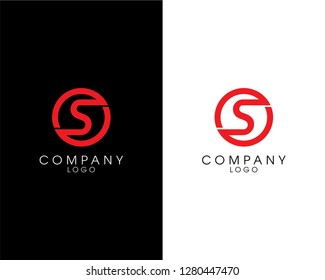 initial letter so/os logotype company name design. vector logo for business and company identity