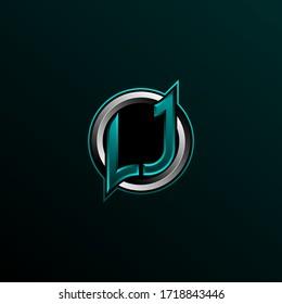 Oslikaj slova  azbuke - Page 23 Initial-lj-logo-design-circle-260nw-1718843446